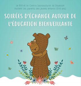 Soirée d'échange autour de l'éducation bienveillante @ Relais Assistante Maternelle | Doué-la-Fontaine | Pays de la Loire | France