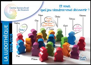 CSC La ludothèque @ Bilbiothèque | Saint-Georges-sur-Layon | Pays de la Loire | France